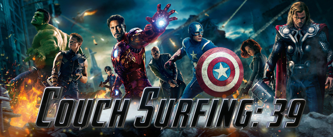 #243 - Couch Surfing Ep. 39: The Avengers Review