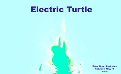 Electric turtle podcast show image