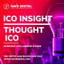 Artwork for ICO INSIGHT: Thought ICO