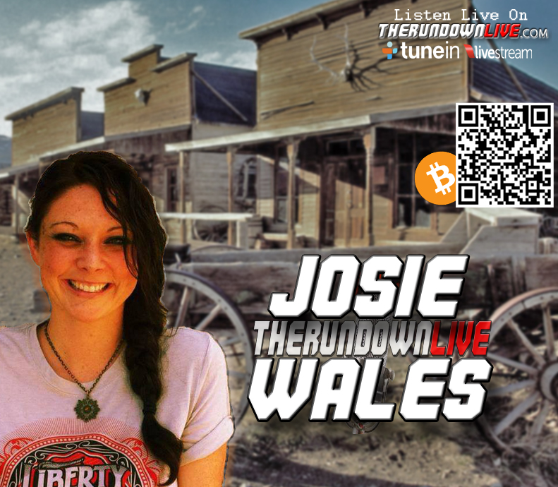 The Rundown Live #175 Josie Wales (Activism,Larken Rose,Youtube,Outlaw)