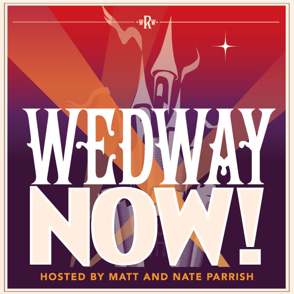 wedway now is hosted on libsyn