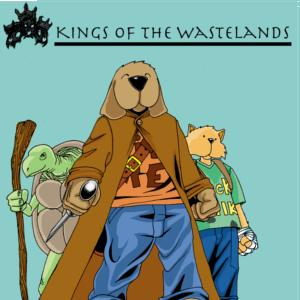 Episode 23 - Kings of the Wastelands: Interview with Del Hewitt Jr.