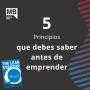 Artwork for Los 5 principios que debes saber antes de emprender - Lean Startup / Eric Ries