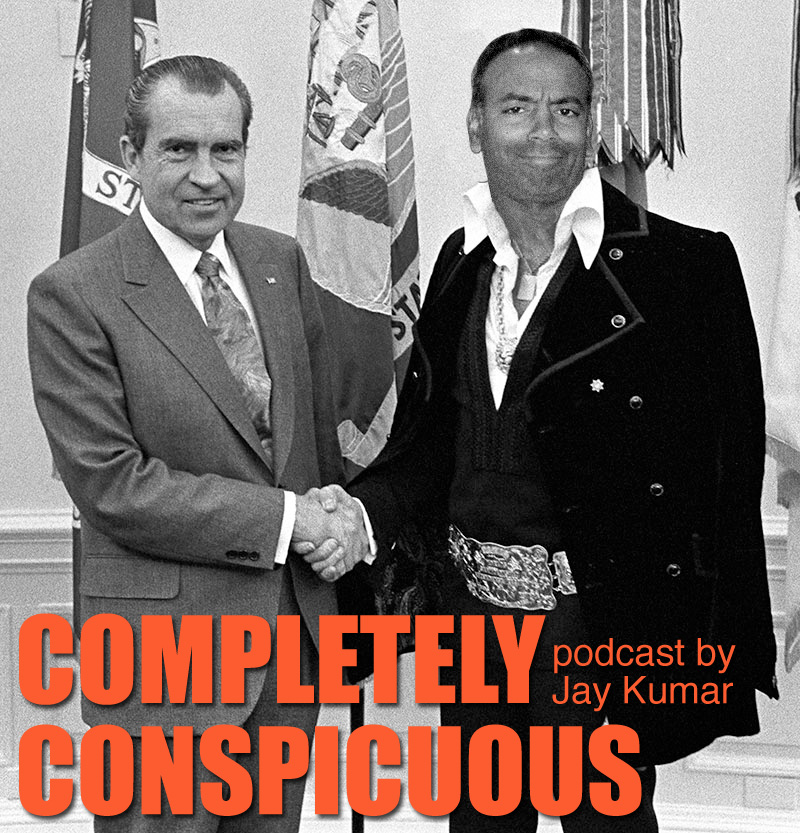 Completely Conspicuous 536: Kicking It Off show art