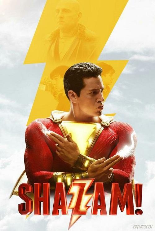 Shazam! starring Zachary Levi