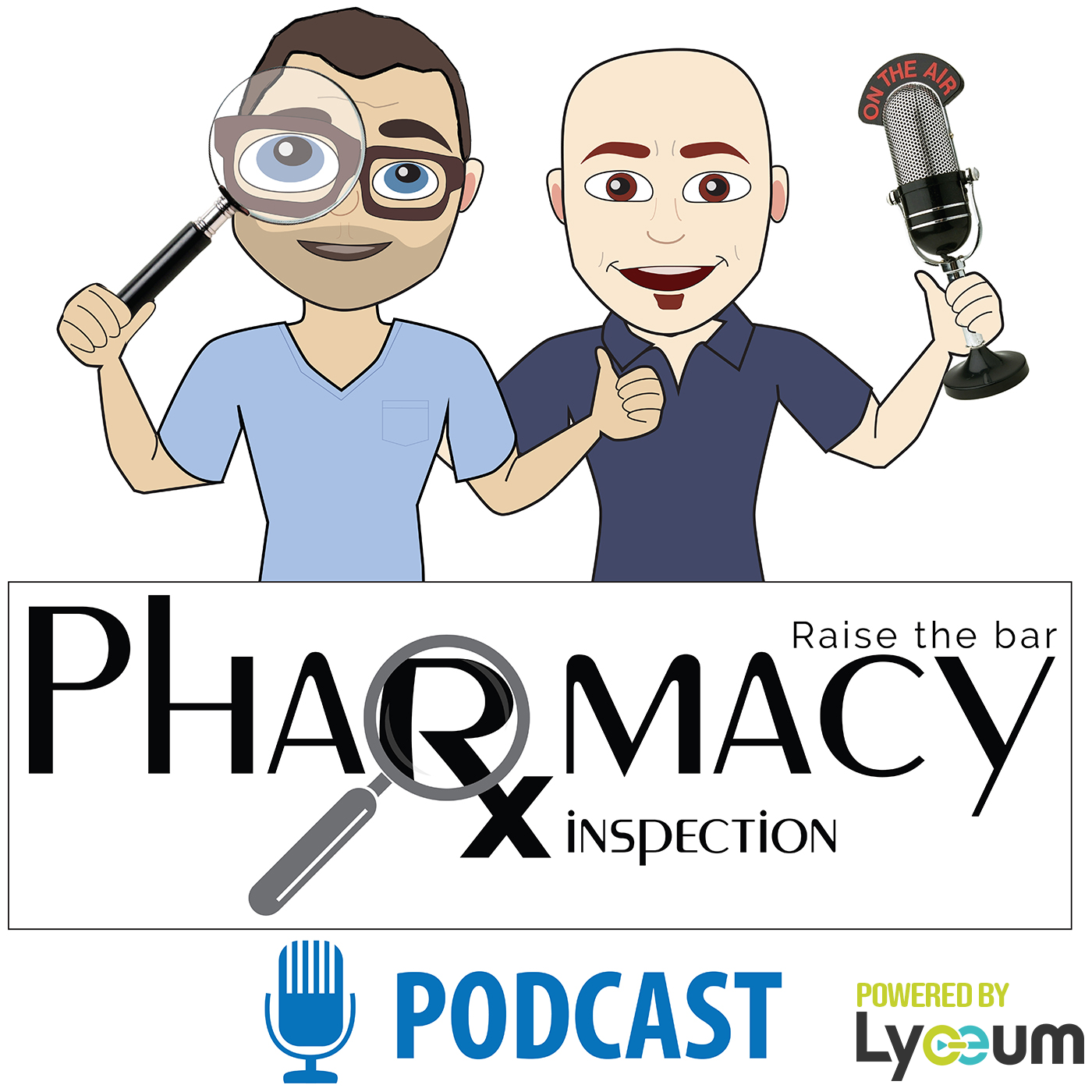 Pharmacy Inspection Podcast – Episode 48 – Can we share stability studies?
