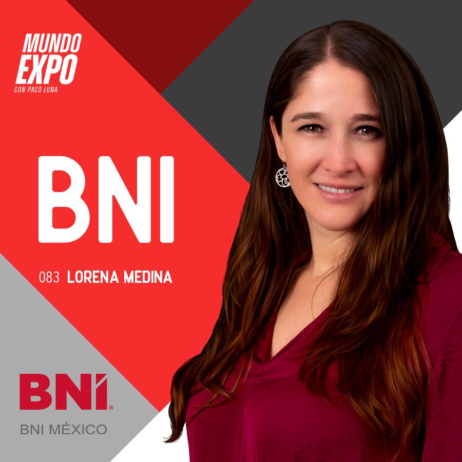 E083 Lorena Medina – BNI