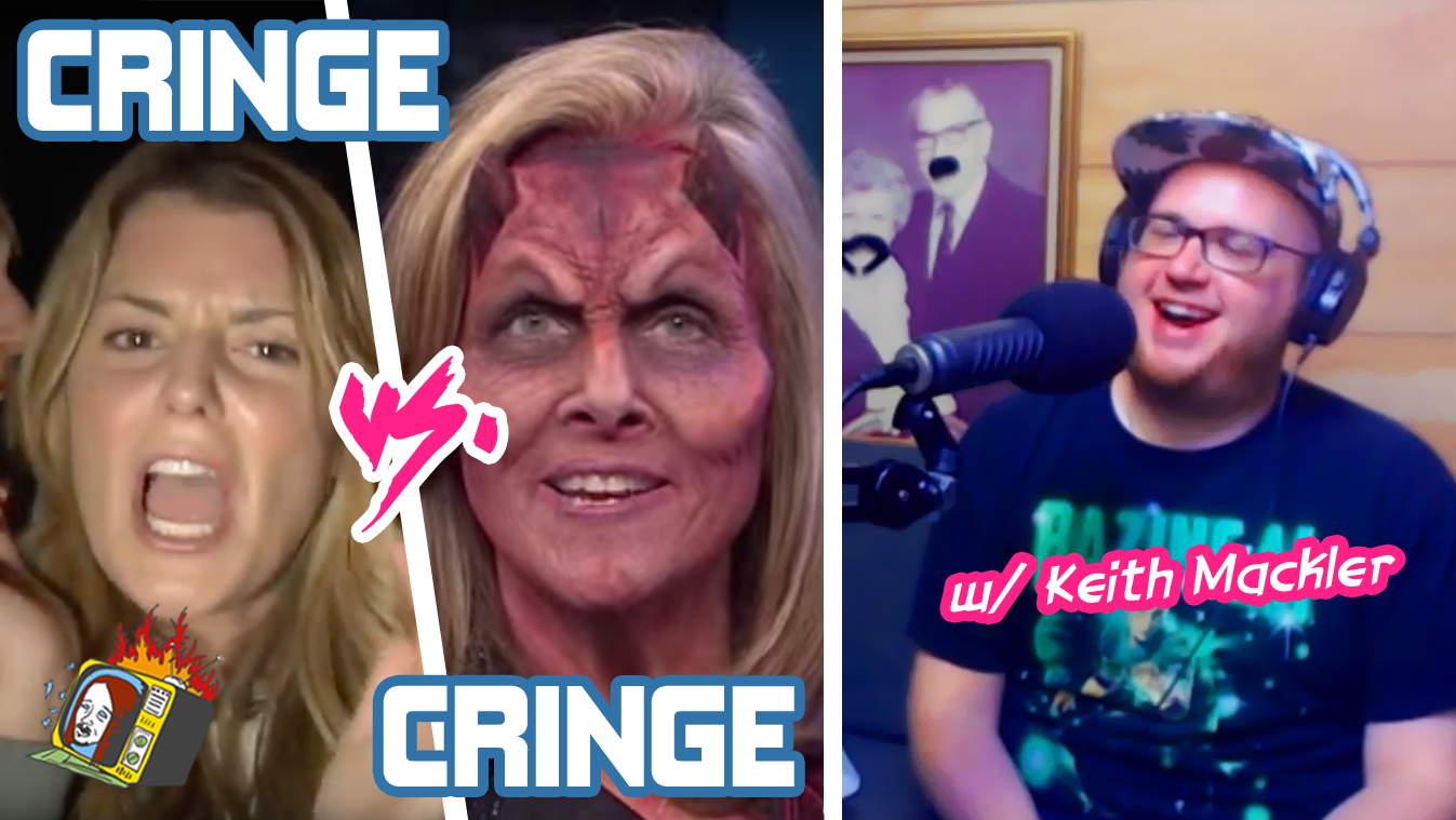 Grace Helbig VS. Meredith Vieira at Times Scare - CRINGE VS. CRINGE