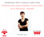 Artwork for LTBP #126 - Camille DePutter: Storytelling And Sharing Your Story As A Personal Trainer