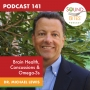 Artwork for Brain Health, Concussions & Omega-3s – Dr. Michael Lewis