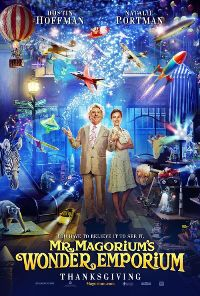 Max Reviews Mr. Magorium's Wonder Emporium. Loves it. And Fred Claus. Not So Much.
