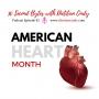 Artwork for Heart Month