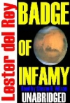 Cover for 'Badge Of Infamy'