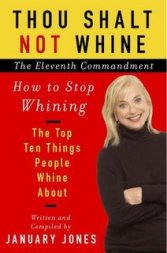 Dr Fitness and the Fat Guy Interview Author January Jones Who's New Book Is Thou Shalt Not Whine