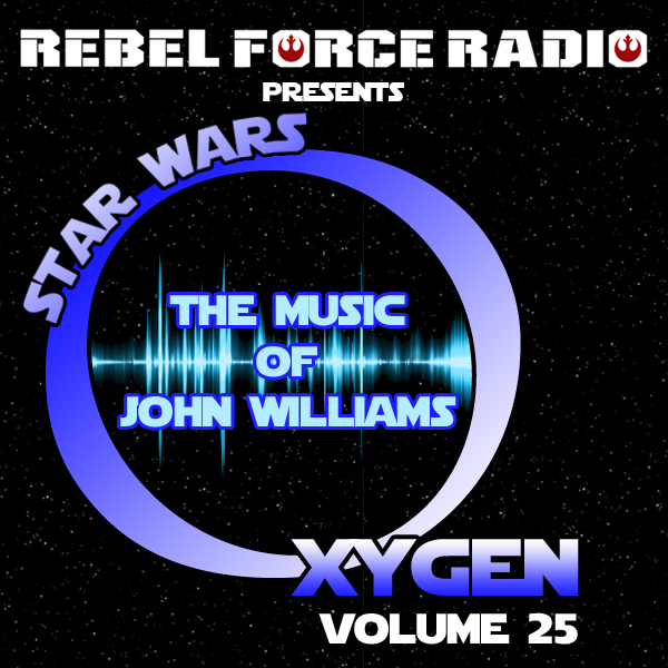 Star Wars Oxygen: Vol. 25: TFA Part 1