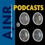 Artwork for ASNR 50th Anniversary Podcast