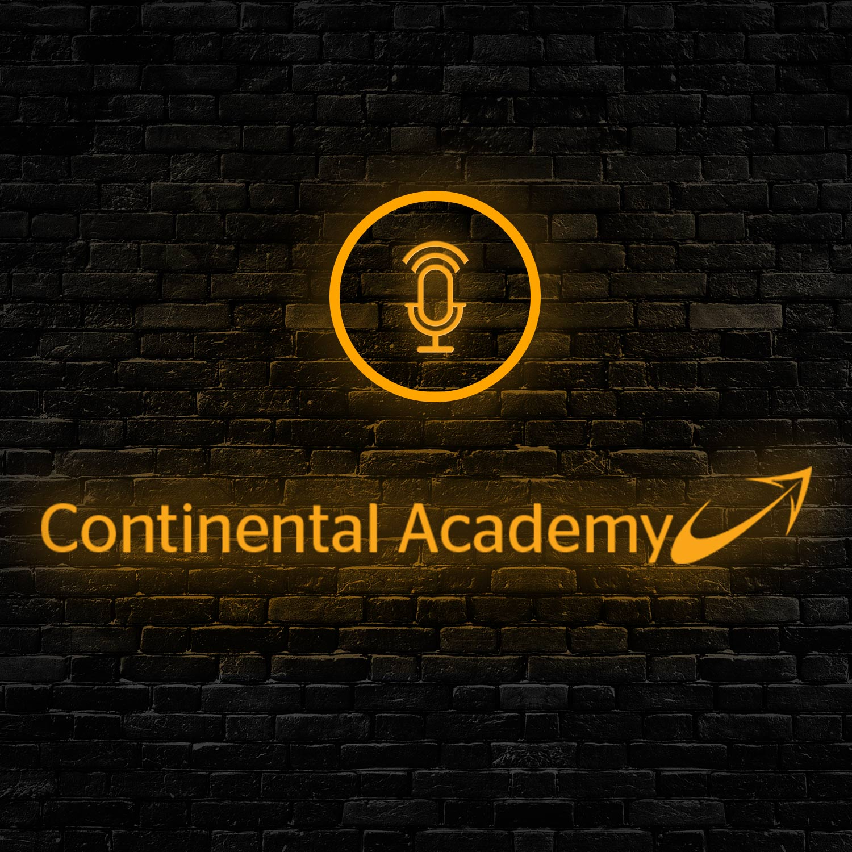 Continental DK's podcast show art