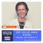 Artwork for 42: Flame Retardants Connected to Thyroid Cancer, with Dr. Julie Ann Sosa from Duke University