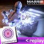 Artwork for GameBurst Replay - Mass Effect 2: Lair of the Shadow Broker