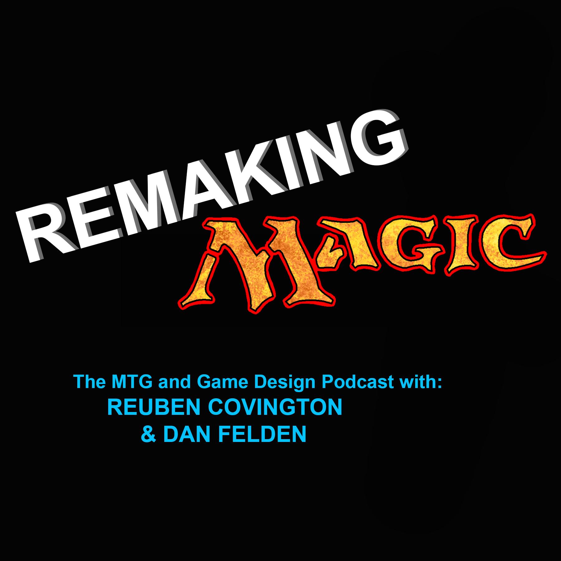 Re-Making Magic Ep58 - Faeria show art