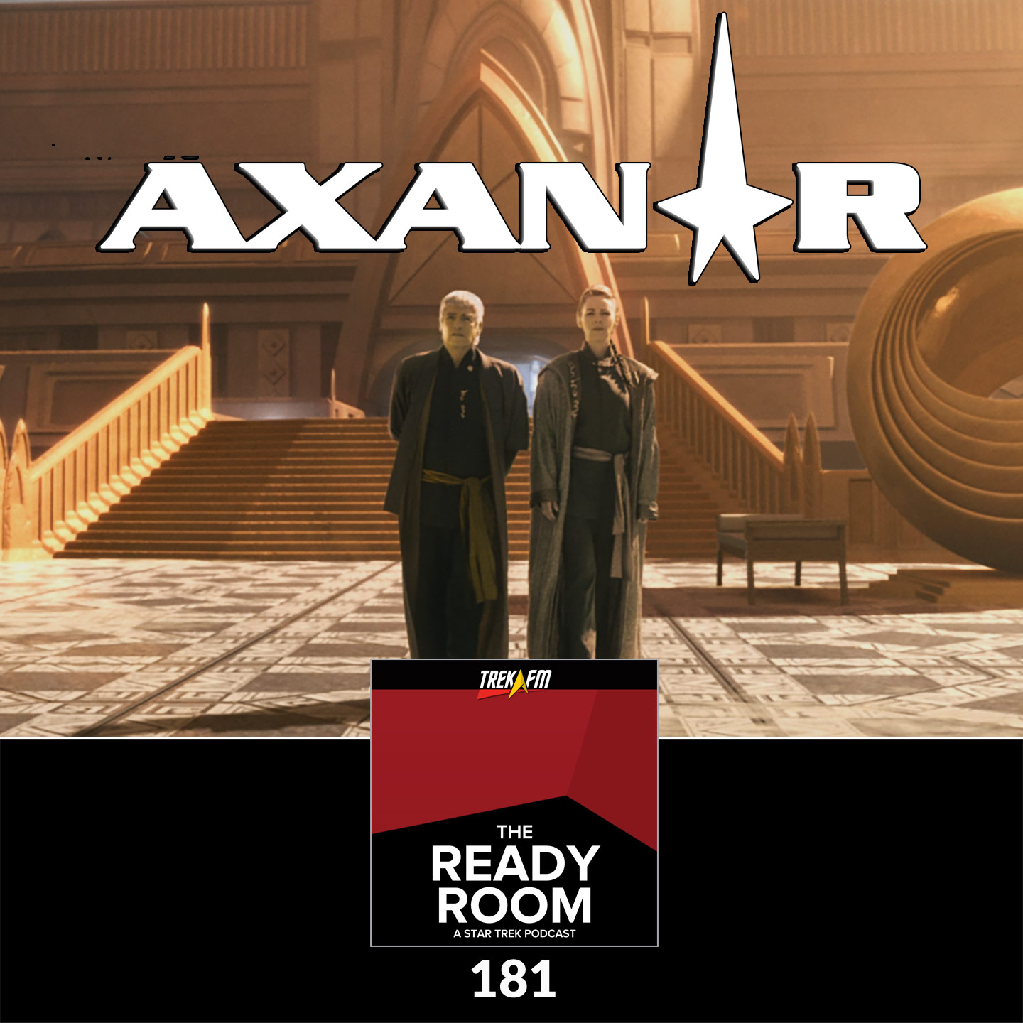 181: Axanar ... It's About What the Story Wants