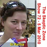 The Skeptic Zone #72 - 5.March.2010