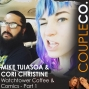 Artwork for The Joker, Jedi And Java: Mike Tuiasoa And Cori Christine of Watchtower Comics And Coffee, Salt Lake City, Part 1