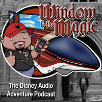 A WindowtotheMagic - Show #141 - LIVE from Disneyland!