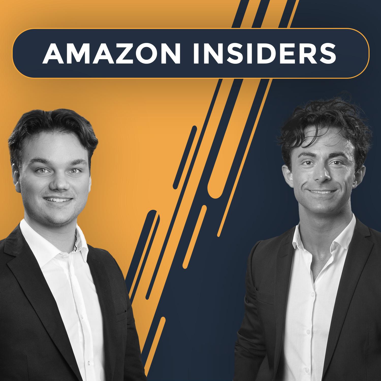 Amazon Insiders - Salg og markedsføring på Amazon show art