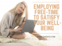 Artwork for 77.Employing Free-Time for Well-Being