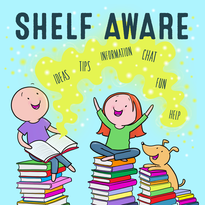 Shelf Aware Books show art