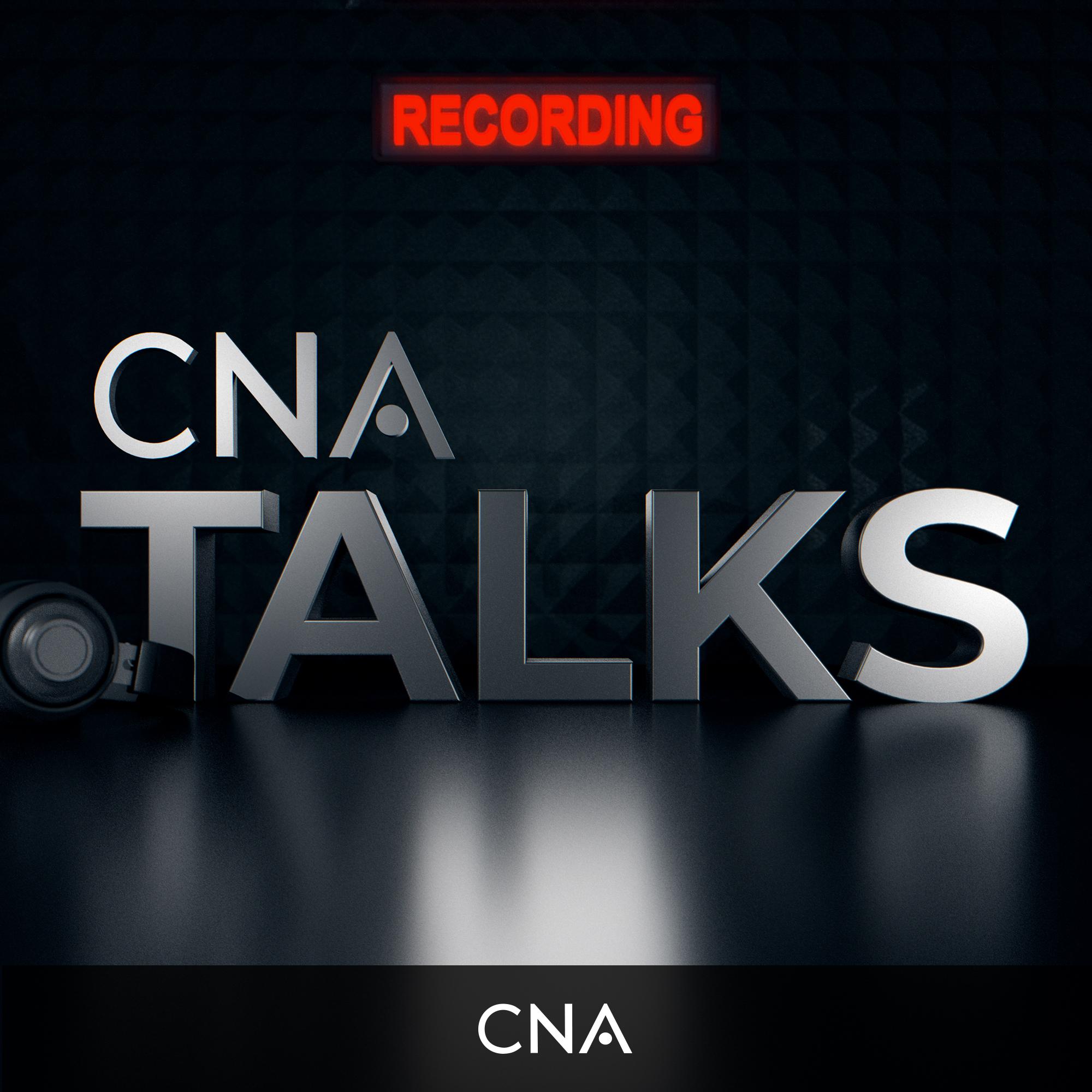 CNA Talks show art