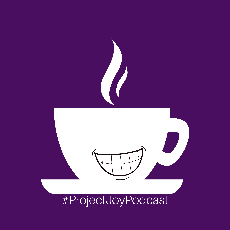 Project Joy Podcast show art