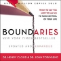 Artwork for Show 1881 Boundaries: When to Say Yes, How to Say No To Take Control of Your Life