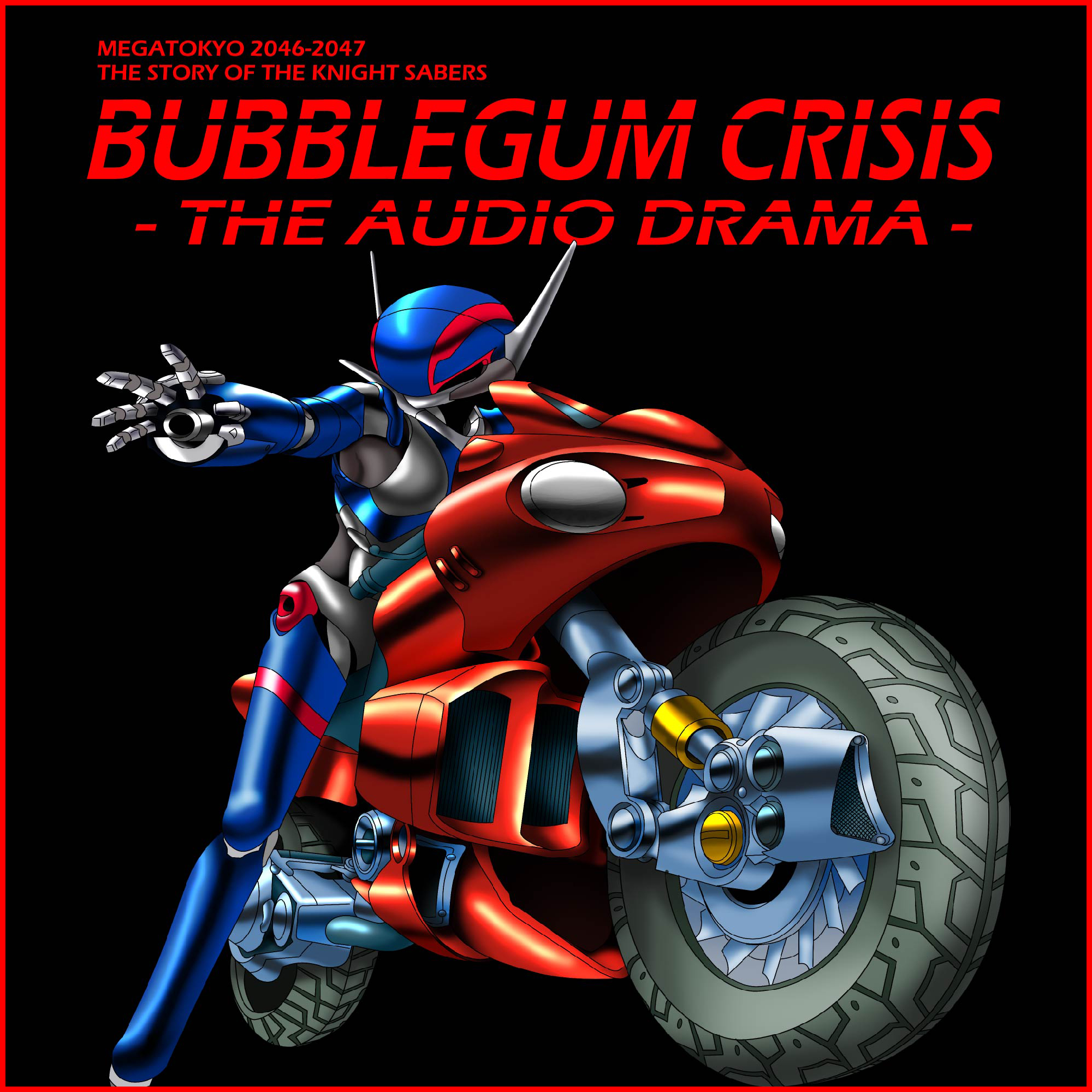 Bubblegum Crisis- The Audio Drama