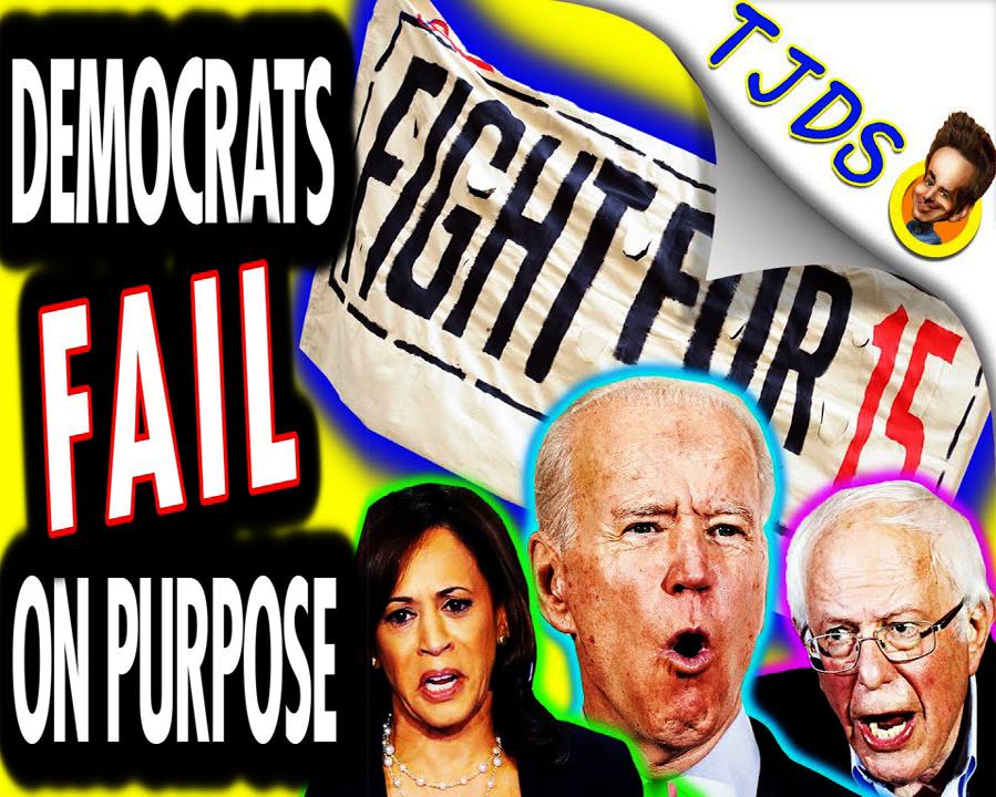 Democrats Fail On Purpose!