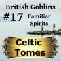 Artwork for Familiar Spirits - British Goblins CT017
