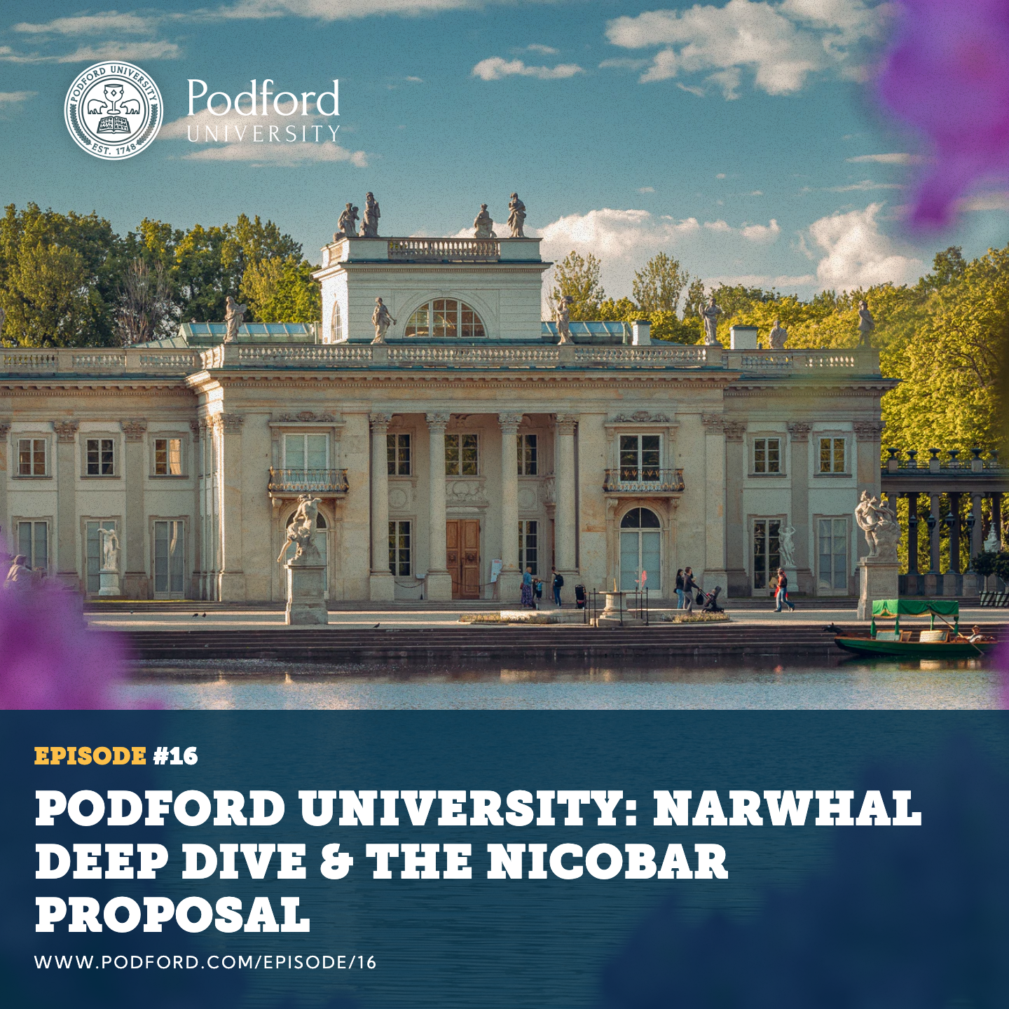 Podford University: Narwhal Deep Dive & The Nicobar Proposal