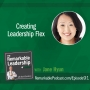 Artwork for Creating Leadership Flex with Jane Hyun