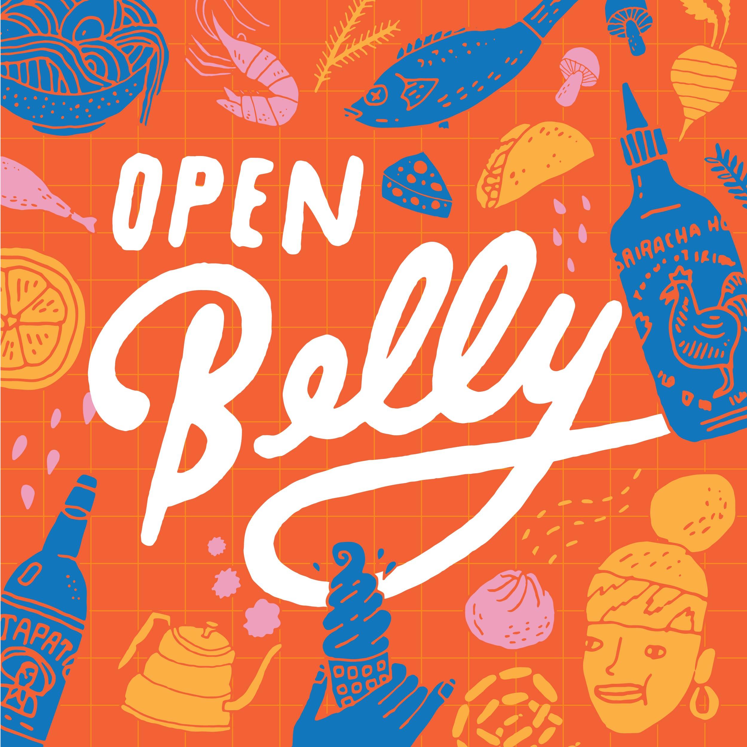 Open Belly show art