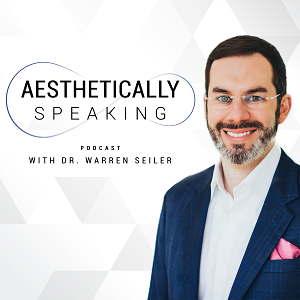 Artwork for 00: Welcome to the Aesthetically Speaking Podcast