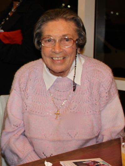 Sister Audrey Rushton, RHSM