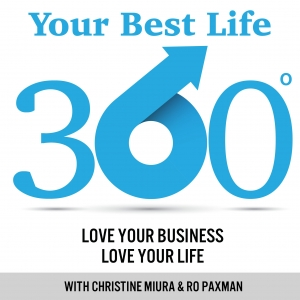 Your Best Life 360: Helping Women Entrepreneurs Get Business Success & A Balanced, Happy Life