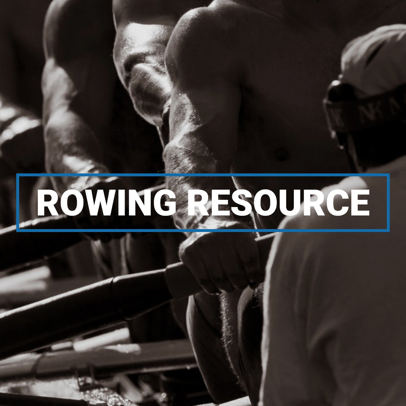 Rowing Resource Podcast show art