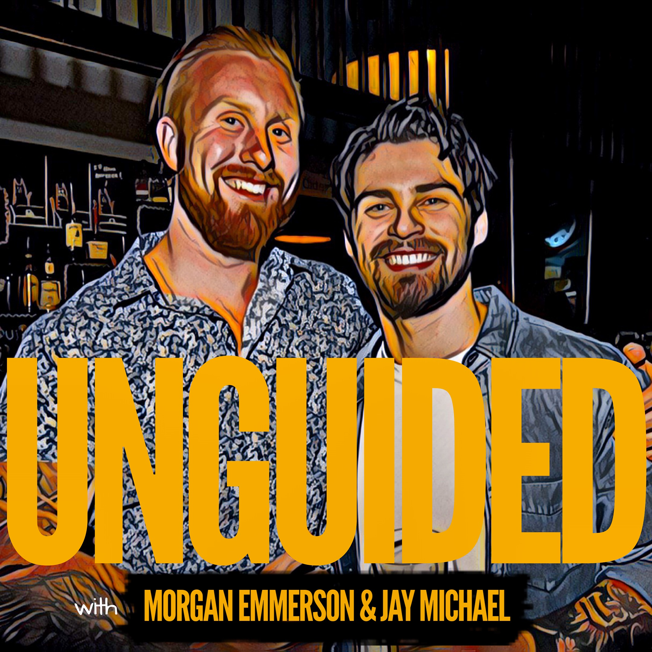 UNGUIDED #15 - HITCHHIKING   STRIP CLUB SCAMS   GETTING KO'D