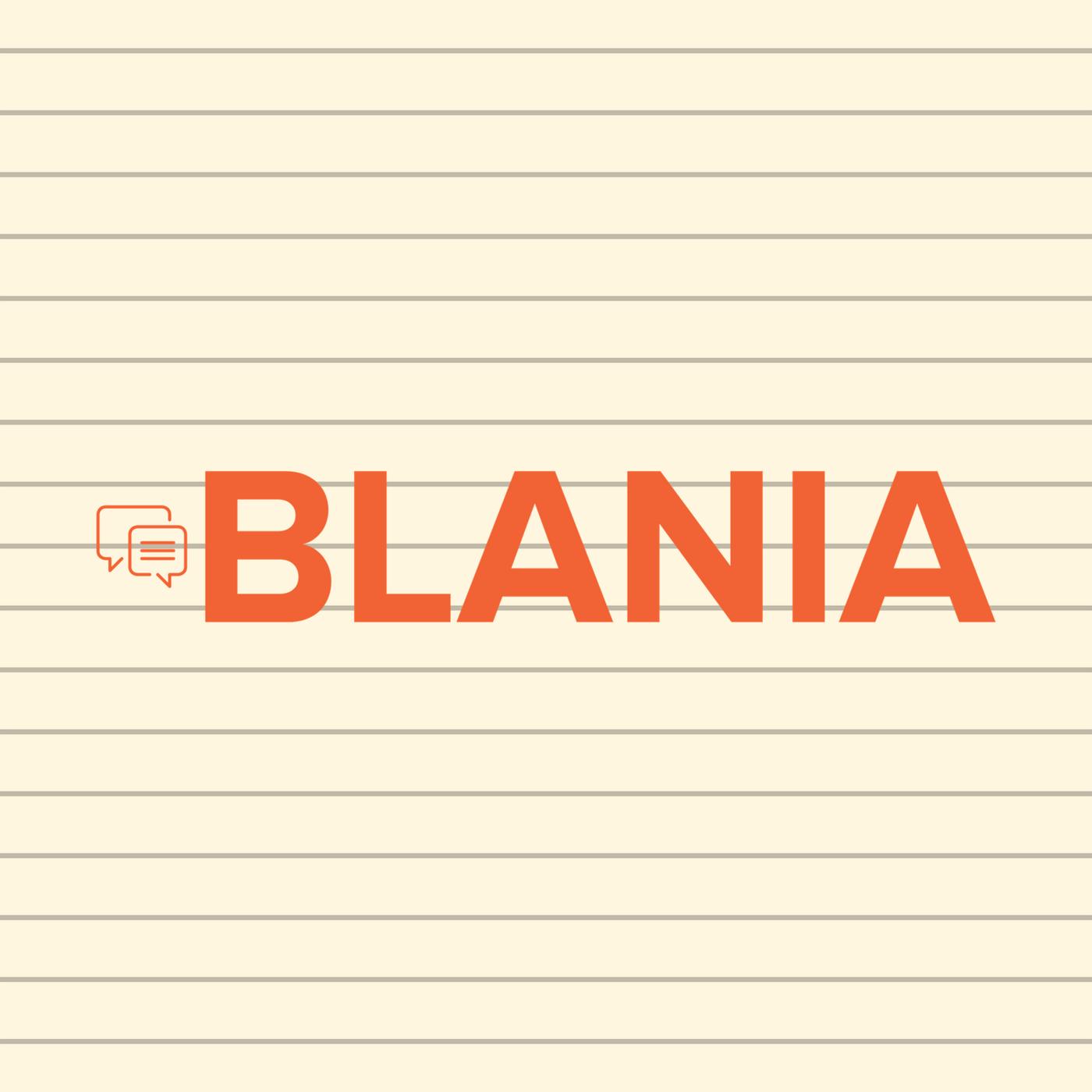 BLANIA show art