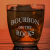 Bourbon  On The Rocks #1016 show art