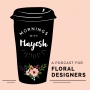 Artwork for Mornings with Mayesh: Debra Prinzing of Slow Flowers