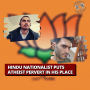 Artwork for Hindu Nationalist Puts Atheist Pervert in His Place