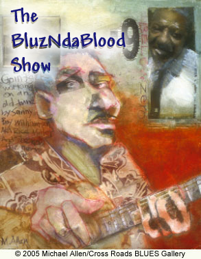 The BluzNdaBlood Show #233, Some of the Best Blues of 2015!